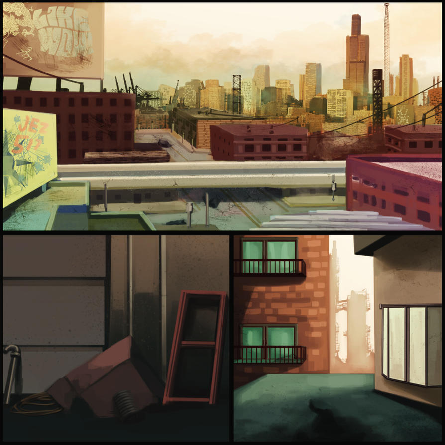 Backgrounds by Baconmoose