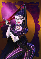 B is for Bayonetta by LaCroixGrimoire