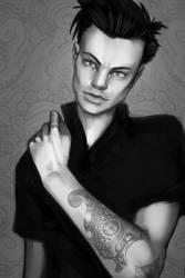 Tattoo by LaCroixGrimoire