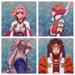 Fire Emblem: IF // Hoshido