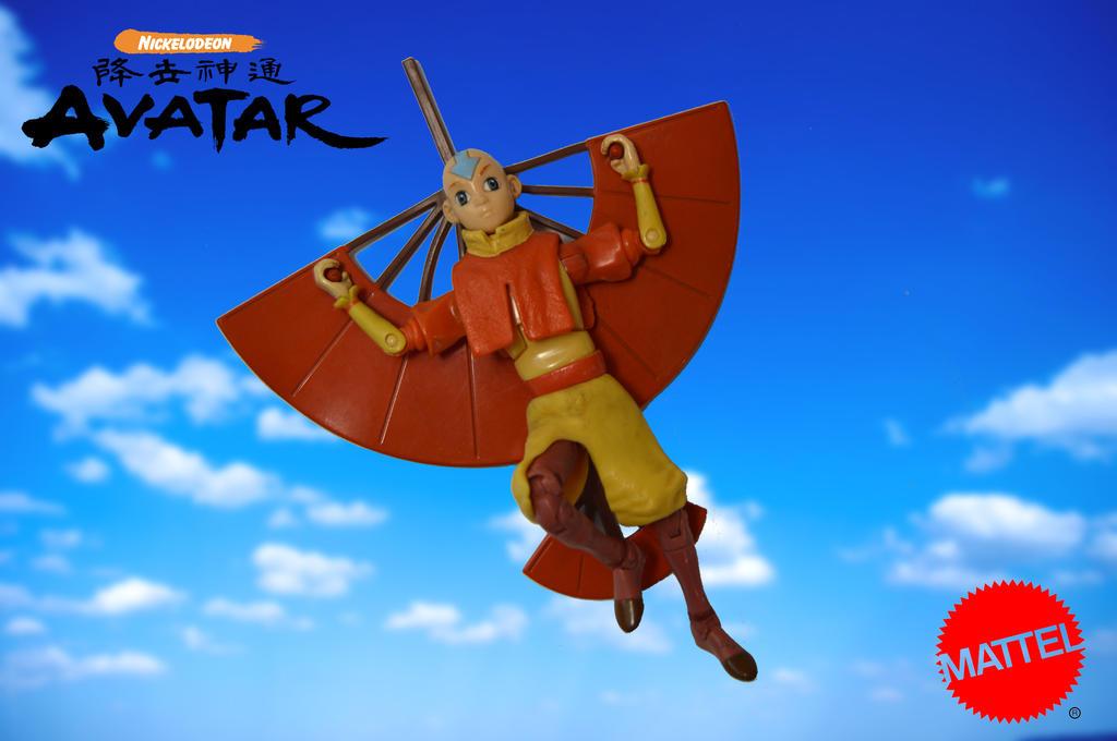 Avatar Mattel by mauhndz