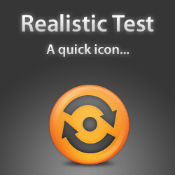 Realistic Icon - Test 1 by Sekkyumu