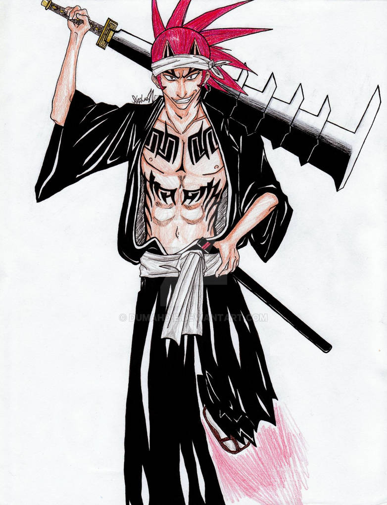 Abarai Renji +for Ash+