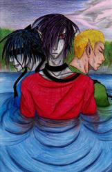 Memories Ch4: Rising Water by dumahdie