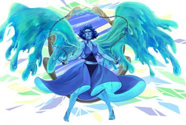 SU-Lapis Wings by RamenWarrior