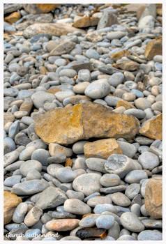 Pebbles Stones and Rocks
