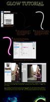 Glow Tutorial Adobe Photoshop