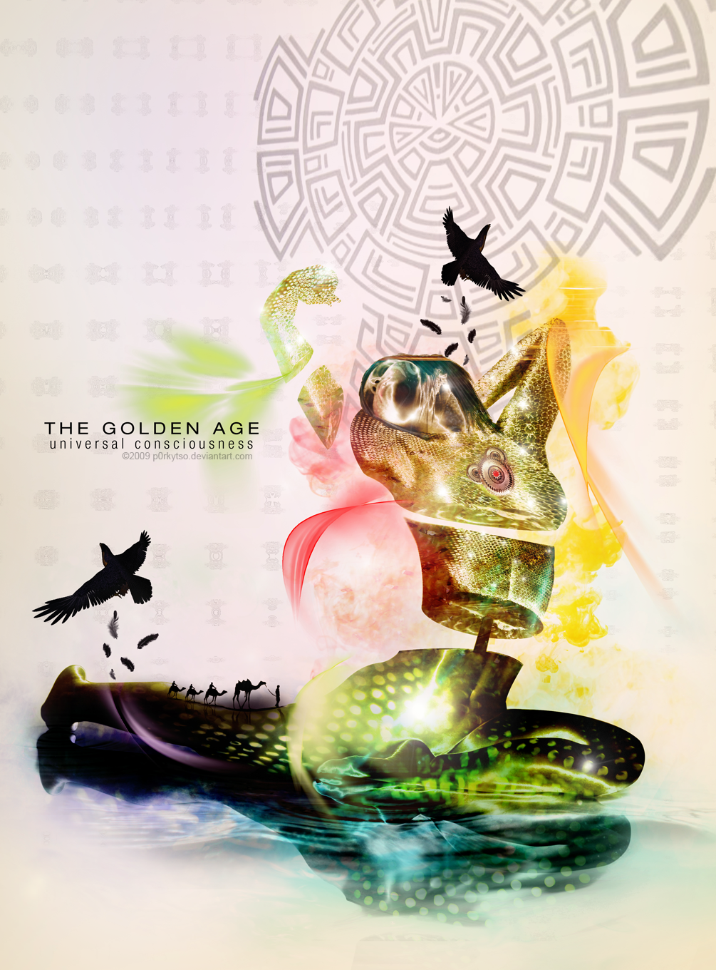 The Golden Age by p0rkytso