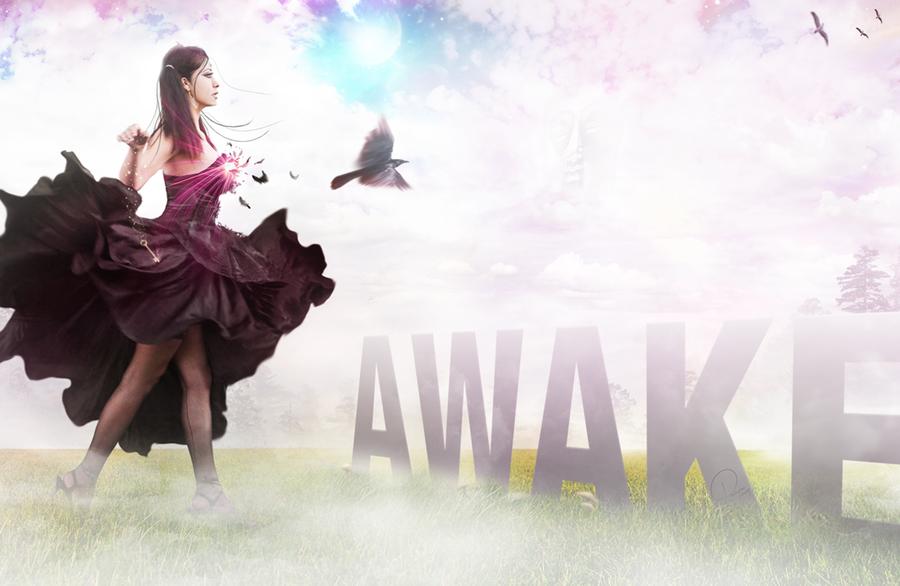Awake by p0rkytso