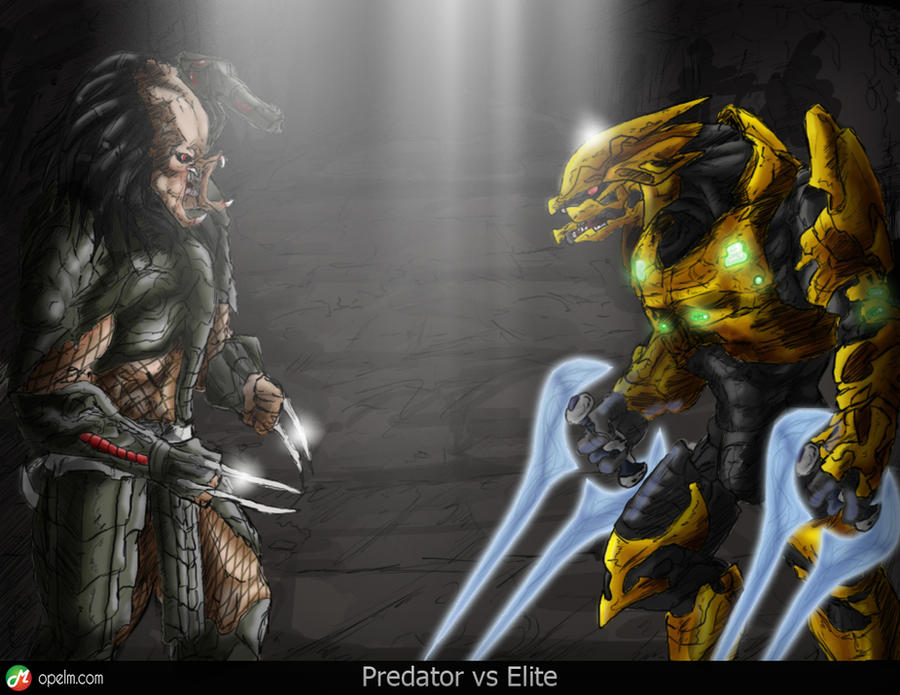 EVP - Elite vs. Predator by Gourmandhast on DeviantArt