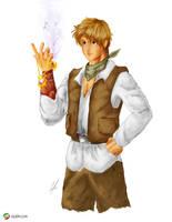 FantasyCollection - Thief by Gourmandhast