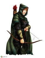 FantasyCollection - Ranger by Gourmandhast