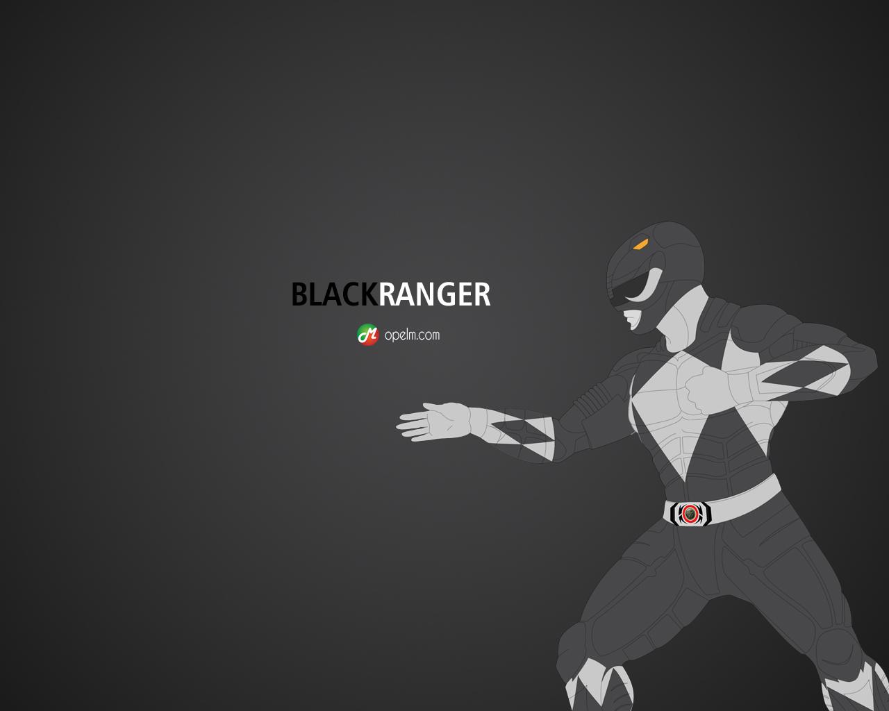 Black Ranger by Gourmandhast