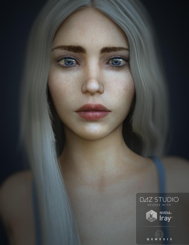 Daz3d Alice Skin