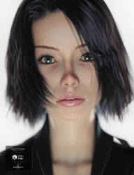 SC Lauren for Genesis 8 female by second-circle