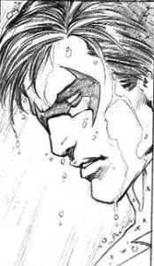 Nightwing: Rain by flashgirl101