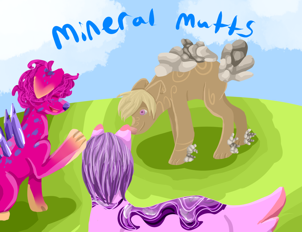 mineral mutts by Supernerdo13
