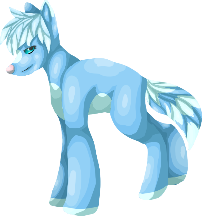 new lineless style? by Supernerdo13