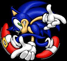 Sonic Adventure by bokuwatensai