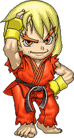 Ken Masters by bokuwatensai