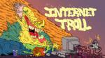 Internet Troll pixel art