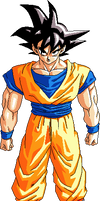 Goku by bokuwatensai