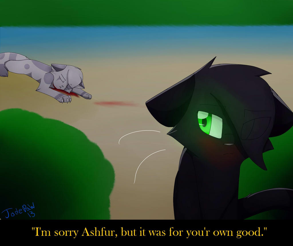 Forgive Me by X-Jadepaw-X