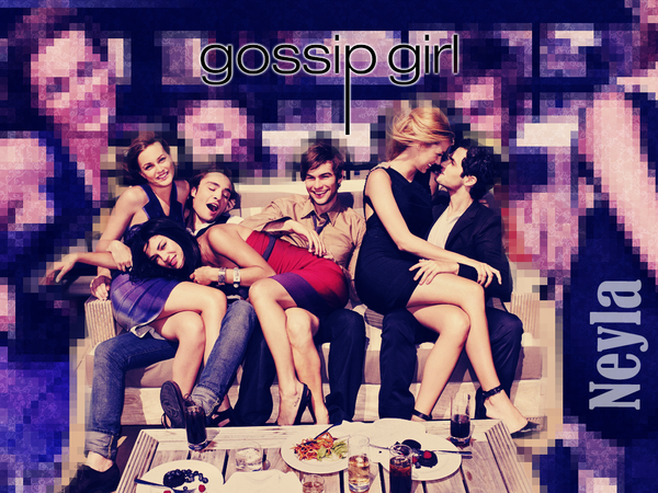 Gossip Girl by Neylouchka