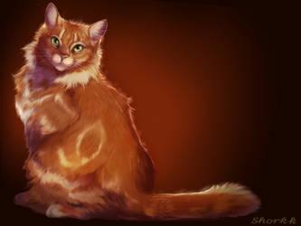 soulless ginger by ShorkkTooth