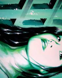 self portrait 2006 by Karyn-rose