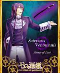 Sateriasis Venomania by MyriadYt684
