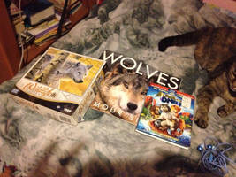 My Wolf Collection P. 5