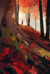 Dawn by Linu-art