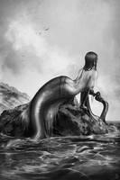 Mermaid by Linu-art