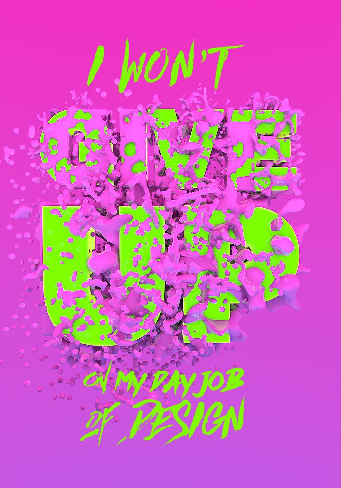 I won't Give Up! by koodiPL