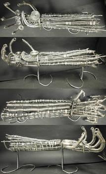 Biomechanical Wire Arm