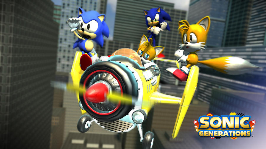 how to get sonic generations on android