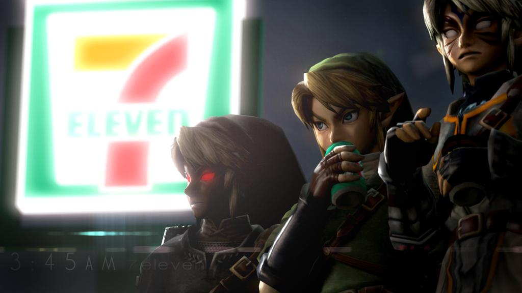 Eleven 7's by xXBlackNexusXx