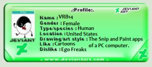VRB14's Profile Picture
