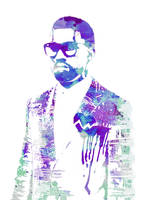 Kanye West 2 by holleighwood