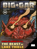 The Adventures of Big-Gar - Preview by Kqbuckley