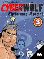 CHALLENGE of the CYBERWULF - CHRISTMAS SPECIAL by Kqbuckley