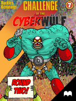 CHALLENGE of the CYBERWULF - Episode Seven by Kqbuckley