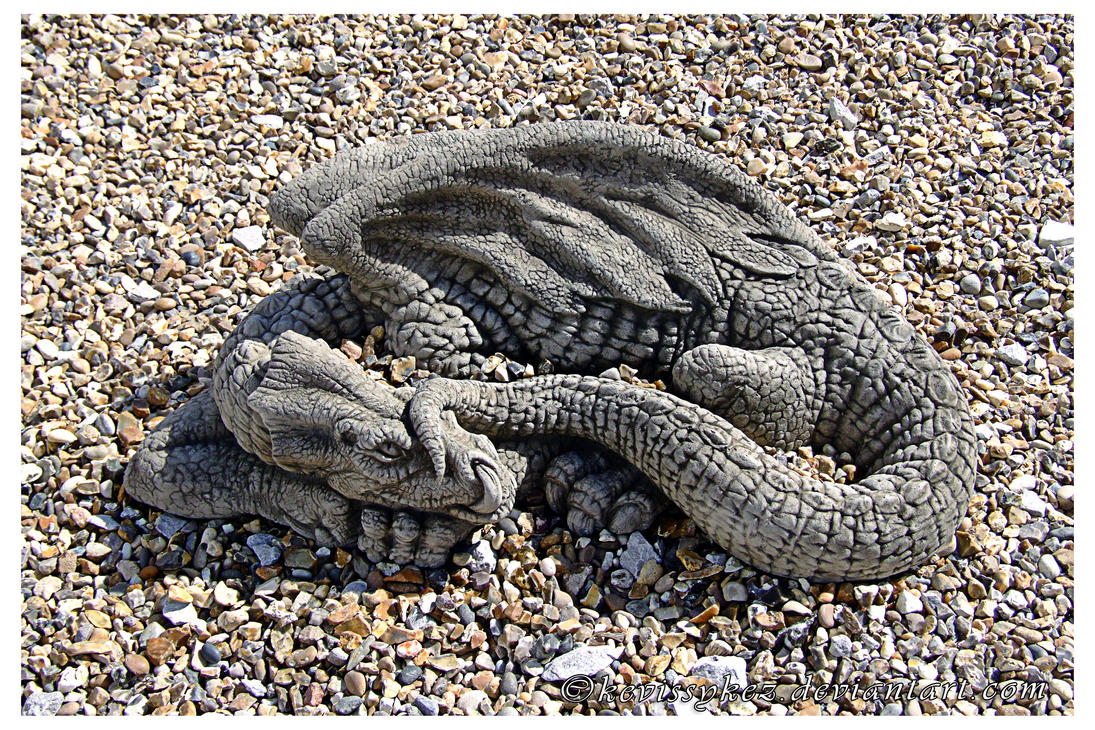 sleeping dragon by kevissykez -#main