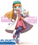 ProjectRCL Character004[Alouette]