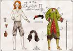 adrian arlington paper doll