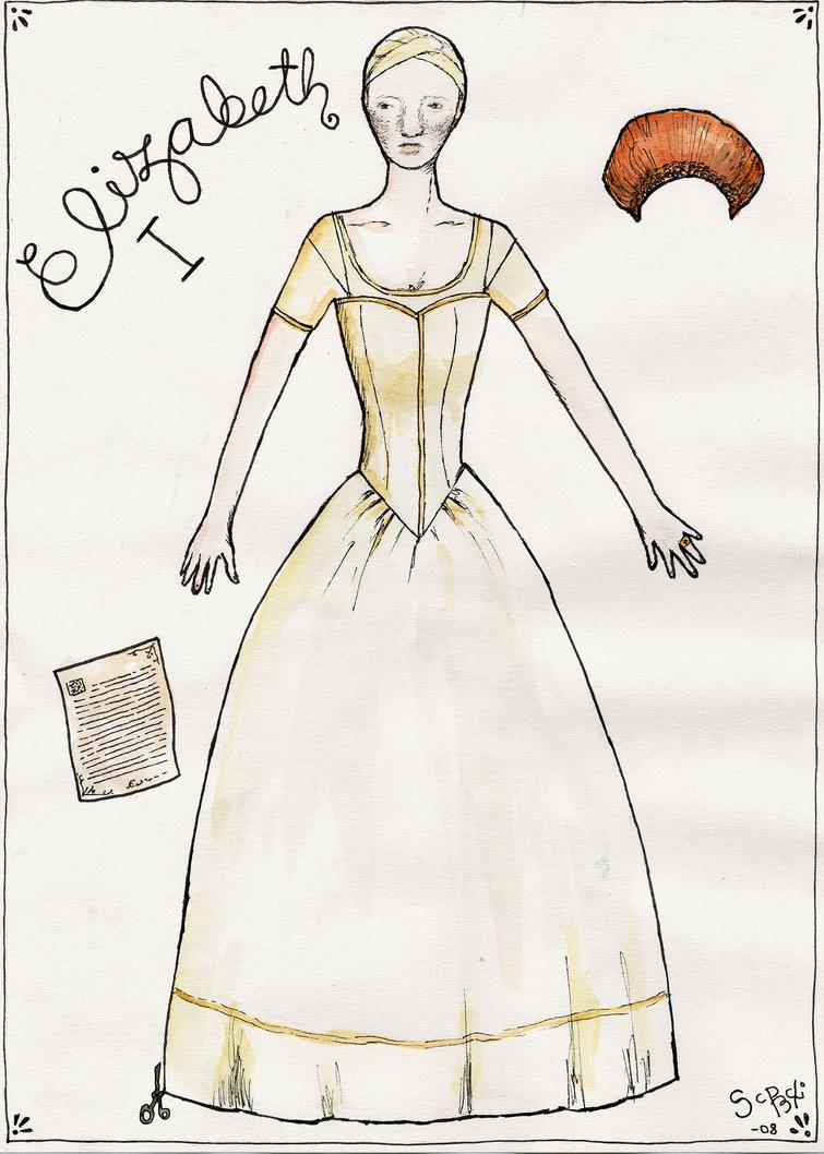 Term paper on queen elizabeth i