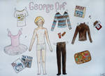 George cutout