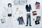 Clair cutout