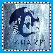 Sharp Class Fan Stamp by MorkelebTheDragon